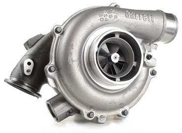 Picture for category Turbocharger Systems