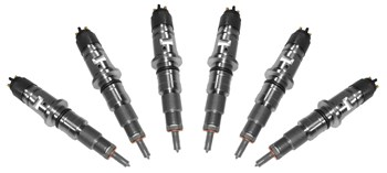 BD Performance Common Rail Injectors