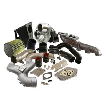 1045800 - BD Scorpion Turbocharger Kit - Ford 2011-2016