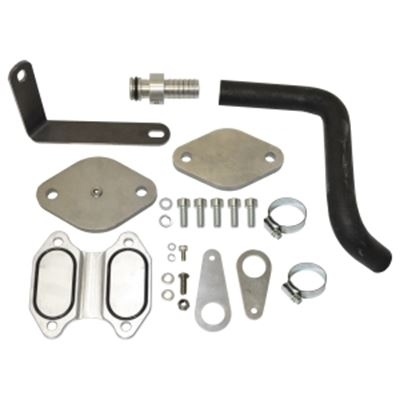 213000 - Flo-Pro EGR & Cooler Delete Kit - Dodge 2007-2017 Pickup ONLY