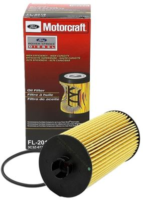 FL-2016 - Motorcraft Oil Filter - Ford 2003 - 2010
