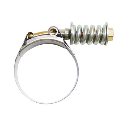 1407030 - Stainless Band Clamp - Spring Loaded - 3.28-3.63-inch