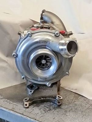 RDP-RFK-6.7P - Rudy's Upgraded Billet Turbocharger Retrofit - Ford 2011-14 (62.5 or 65.5mm)