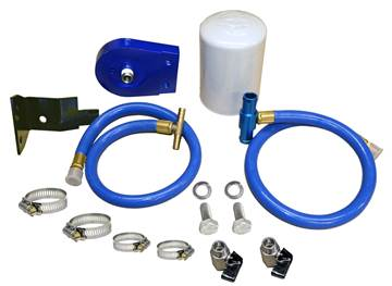P-COOLFIL-6.0 - BC Diesel Coolant Filter Kit - Ford 2003-2007