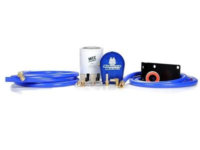SD-COOLFIL-6.7C-W - Sinister Diesel Coolant Filter Kit w/ WIX Filter - Dodge Cummins 2007-2012