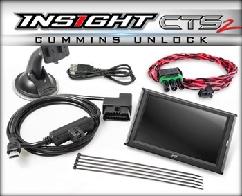 84132 - Edge Products Insight CTS2 w/ Cummins Unlock - Dodge 2013-2018