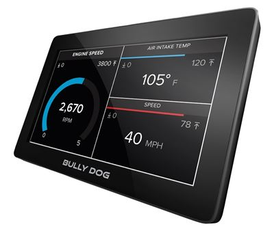 40465B - Bullydog GTX Watchdog Performance Monitor - Dodge 2013-2016