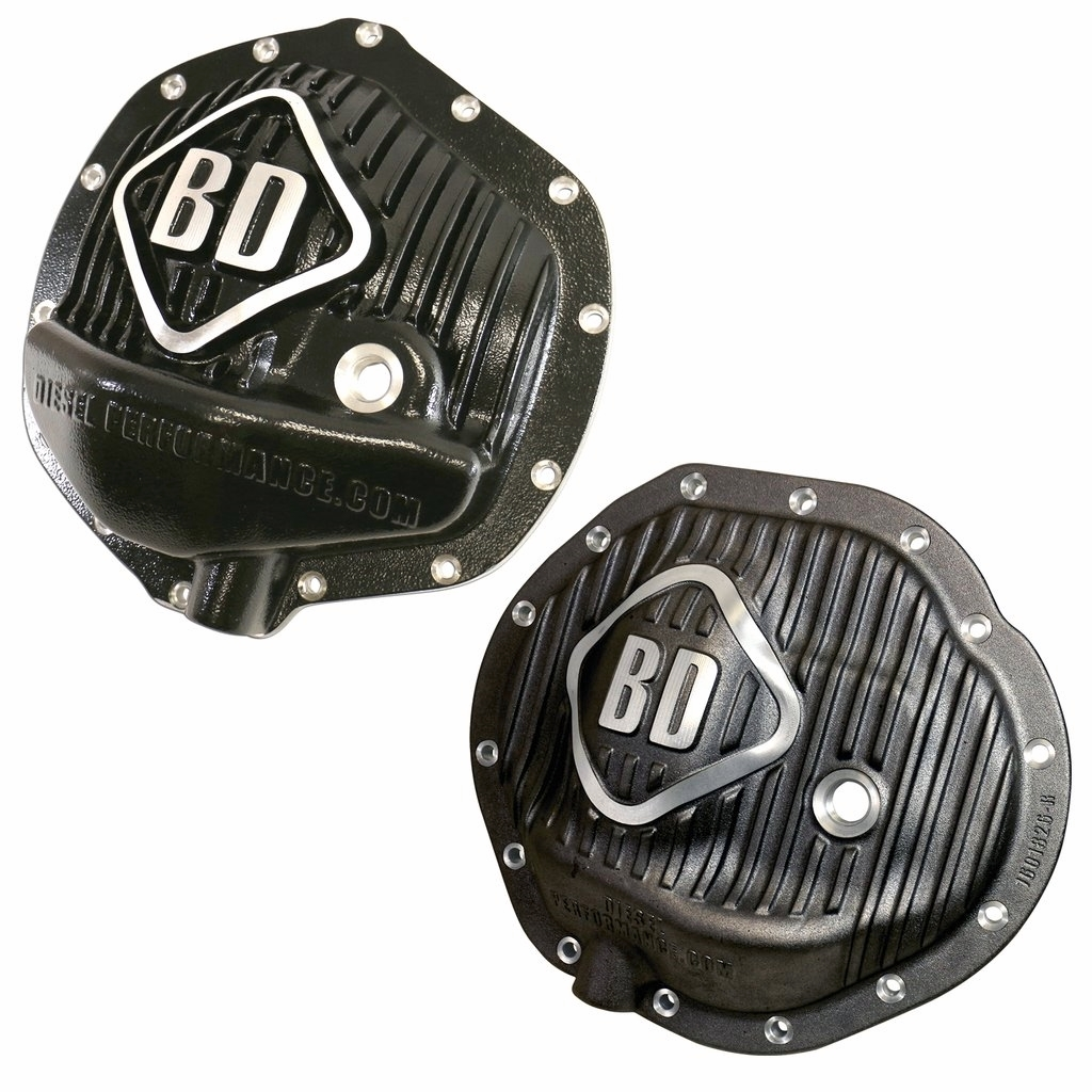 1061827 - BD Differential Cover Pack - Front AA14-9.25 / Rear AA14-11.25 - Dodge 2003-13**
