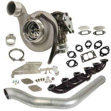 1045274 - BD Super B 600 SX-E S364.5 Turbo Kit - Dodge 2008-2012