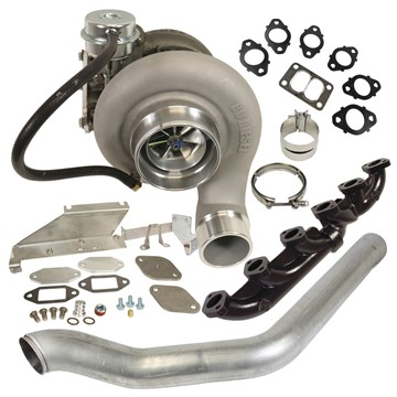 1045275 - BD Super B 650 SX-E S366 Turbo Kit - Dodge 2008-12