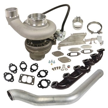 1045276 - BD Super B 700 SX-E S369 Turbo Kit - Dodge 2008-12