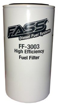 FF-3003 - FASS - Titanium Series Fuel Filter Replacement