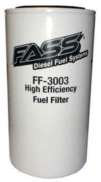 Picture of FASS - Titanium Series Fuel Filter Replacement