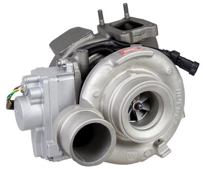 H3799840HX - Turbo Charger - NEW OEM Factory - Dodge 2007.5-2012