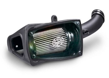 75-5104D - S&B's Cold Air Intake System w/ Dry Filter for 2011-2016 Ford Powerstroke 6.7L Diesel trucks