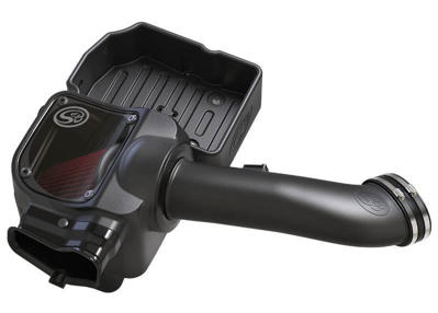 75-5085 - S&B's Cold Air Intake System w Oiled Filter for your 2017-2018 Ford Powerstroke 6.7L diesel