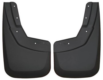 56881 - Husky Mud Guards - Front - GM 2015-2018