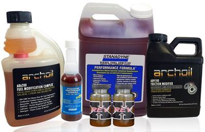Picture for category Fuel & Oil Additives
