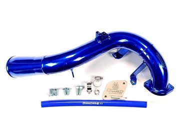SD-EGRD-LBZ-IE - Sinister Diesel EGR & Cooler Delete Kit w/ Intake Tube for 2006-2007 GMC/Chevy Duramax 6.6L LBZ diesels