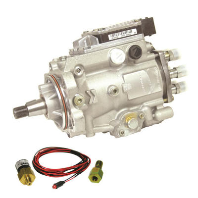 1050037 - BD VP44 Injection Pump w/ Low Fuel Warning LED Kit - Dodge 1998.5-2002 (Auto Trans & 5 Spd)