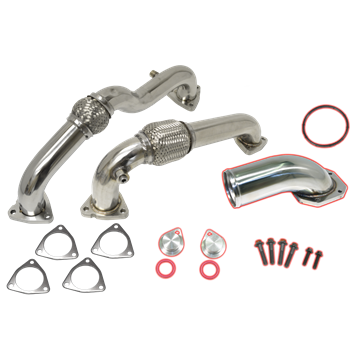 Picture of Flo Pro Turbo Up-Pipe Kits - Ford 2008 - 2010
