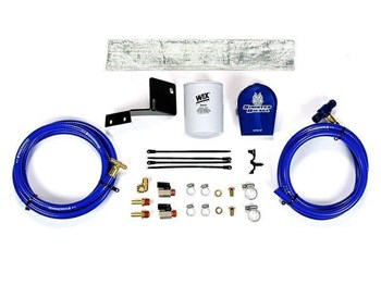 Image de Sinister Diesel Coolant Filter Kits - Ford 2003 - 2007 (E-Series)