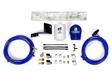 Picture of Sinister Diesel Coolant Filter Kits - Ford 2003 - 2007 (E-Series)