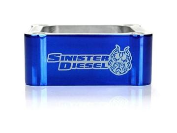Image de Sinister Diesel Grid Heater Delete Kit - Dodge 1998.5-2007