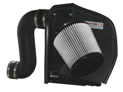 51-10412 - aFE Pro Dry S Performance Cold Air Intake System for 2003-2007 Dodge Cummins 5.9L diesel trucks
