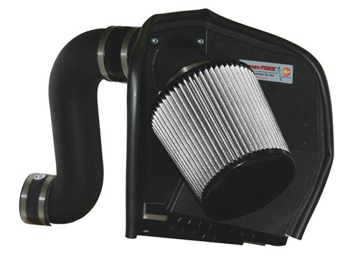 51-10412 - aFE Pro Dry S Performance Cold Air Intake System for 2003-2007 Dodge Cummins 5.9L diesel trucks