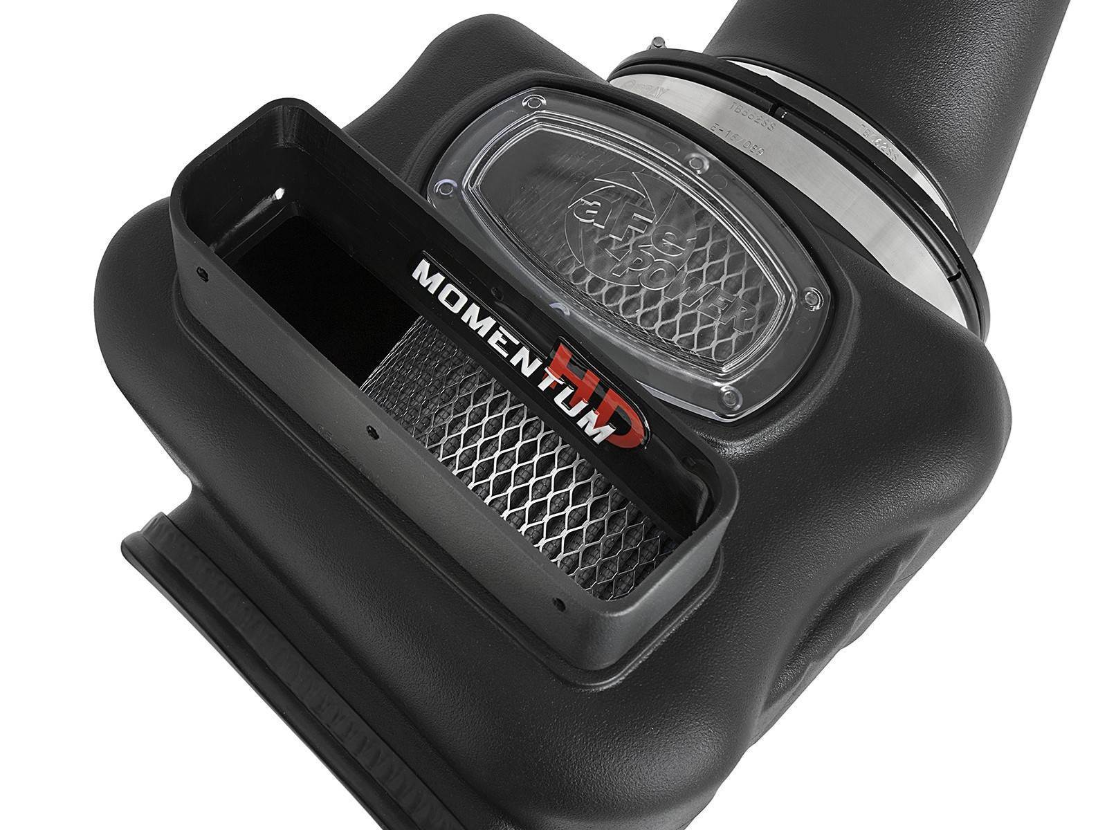 51-74008 - FE Momentum HD Cold Air Intake Pro Dry S for 2017-2018 GMC/Chevy Duramax 6.6L L5P diesels