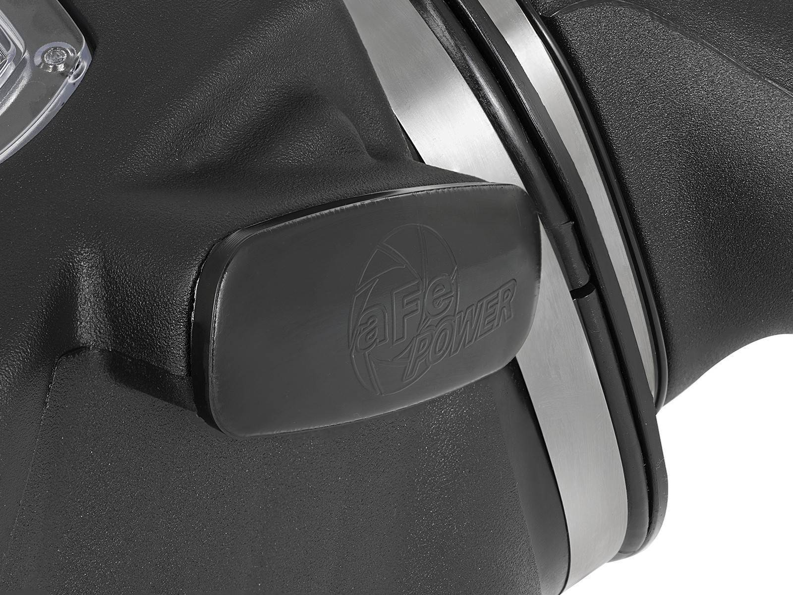 51-73006 - aFE Momentum HD Cold Air Intake System - Pro Dry S for 2017-2018 Ford Powerstroke 6.7L diesels