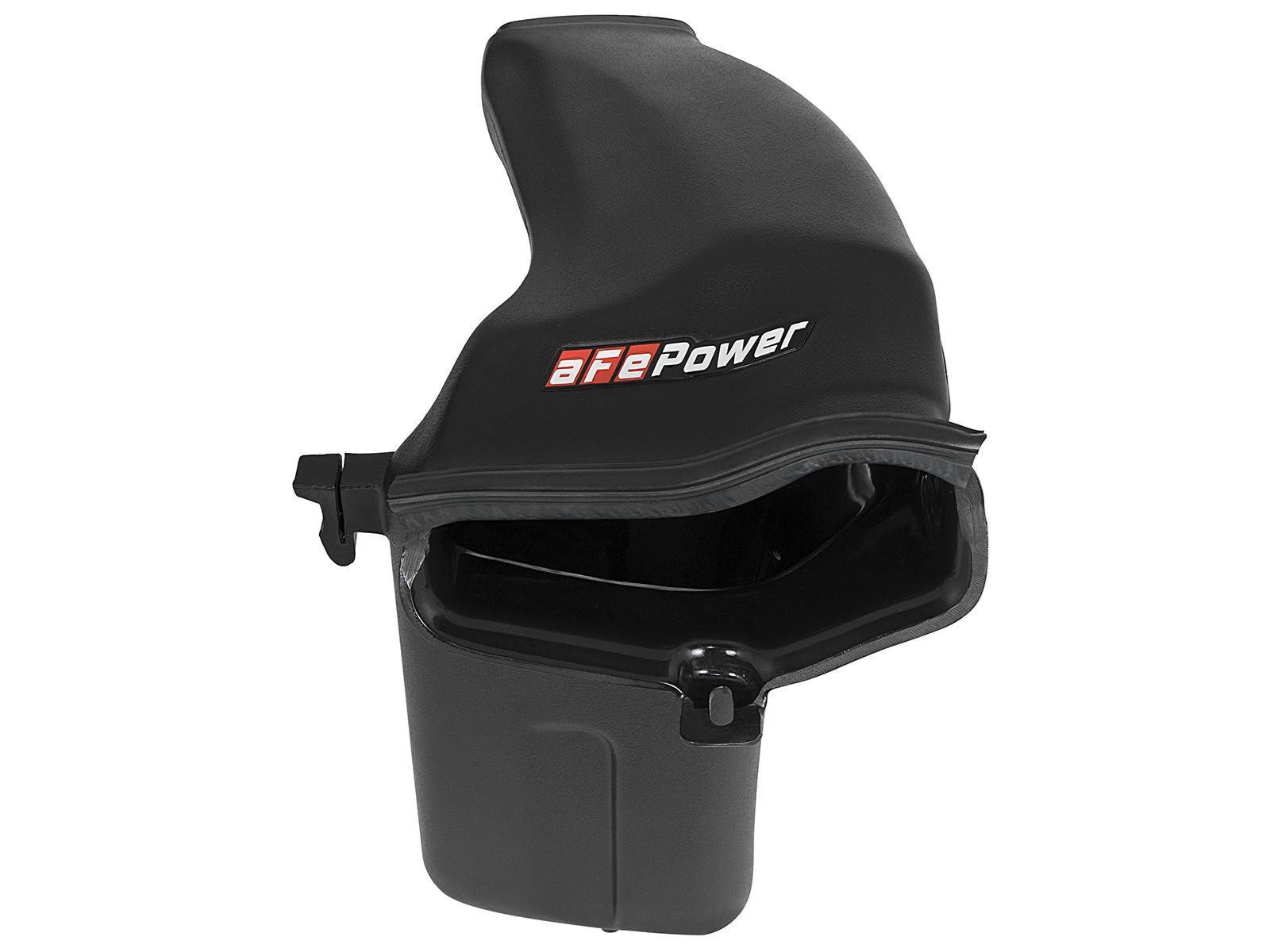 54-73006-S - aFE Momentum HD Dynamic Air Scoop - Ford 2017-2018