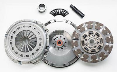 1950-64OK-HD - South Bend Clutch & Flywheel - 425HP / 900 lbs-ft - Ford 2008-2010