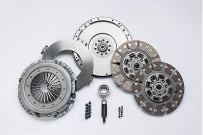 SFDD3250-6.0 - South Bend Clutch & Flywheel - 650HP / 1300 lbs-ft - Ford 2004-2007
