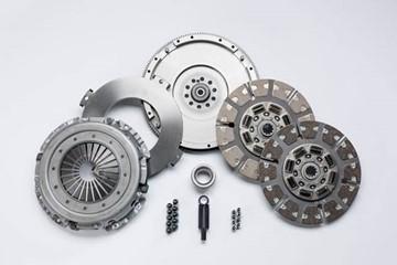 SFDD3250-6.4 - South Bend Clutch & Flywheel - 650HP / 1300 lbs-ft - Ford 2008-2010