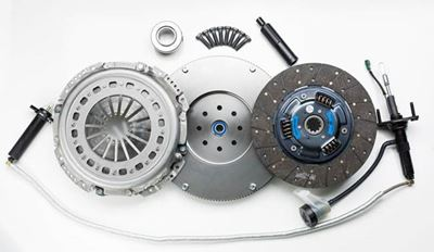 G56-OK-HD - South Bend Clutch & Flywheel - 425HP / 900 lbs-ft - Dodge 2005.5-2018 G56