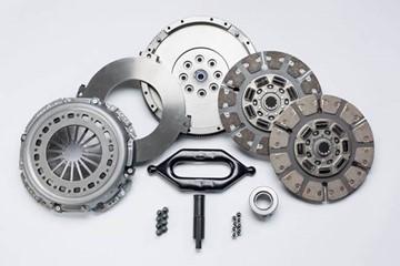 SDD3250-G - South Bend Clutch & Flywheel - 650HP / 1300 lbs-ft - Dodge 2005.5-2018 G56 6SPD