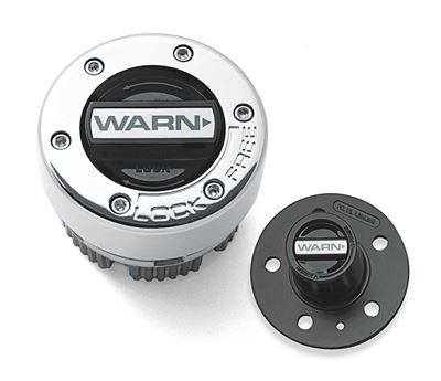 11690 - Warn Standard Manual Locking Hubs - Ford 1999-2003 (SRW ONLY)
