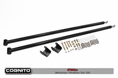 199-90276 - Cognito Economy Track Bar Kit - 60-inch - GM 2001-2010