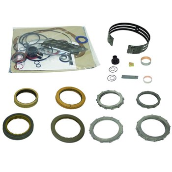 1062001 - BD Build-It Transmission Parts Kit for 1994-2002 Dodge Cummins 5.9L diesels with the 47RE/47RH transmission - Stage 1 Stock HP
