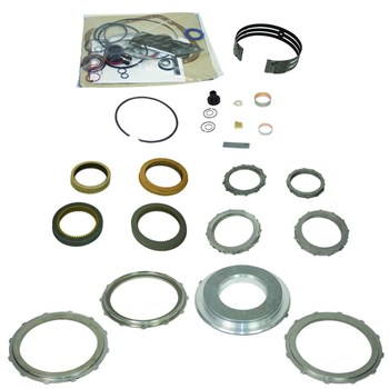 1062002 - BD Diesel's Build-It Transmission Parts Kit for 1994-2002 Dodge Cummins 5.9L Diesels with the 47RE/47RH transmission. Stage 2 - Intermediate kit