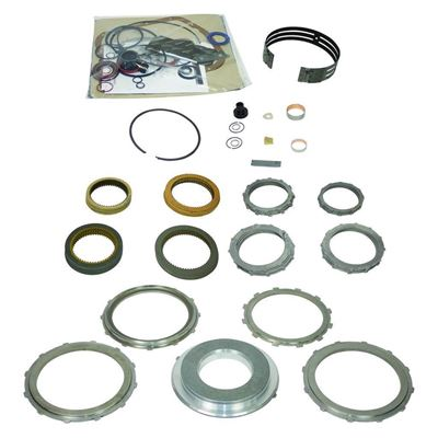 1062003 - BD Diesel's Build-It Transmission Parts Kit for 1994-2002 Dodge Cummins 5.9L Diesels with the 47RE/47RH transmission. Stage 3 - Heavy Duty Kit