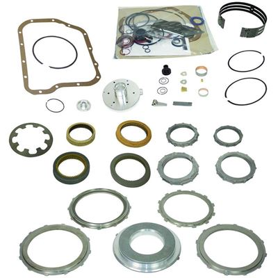 1062004 - BD Diesel's Build-It Transmission Parts Kit for 1994-2002 Dodge Cummins 5.9L Diesels with the 47RE/47RH transmission. Stage 4 - Master Rebuild kit