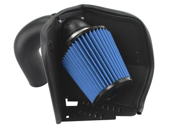 54-31342-1 - aFE Stage II Cold Air Intake System (Pro5R) for your 2007.5-2012 Dodge Cummins 6.7L turbo diesel.