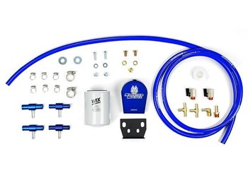 SD-COOLFIL-UNIV - Sinister Diesel Coolant Filter Kit for Universal engine applications. Comes with WIX coolant filter.