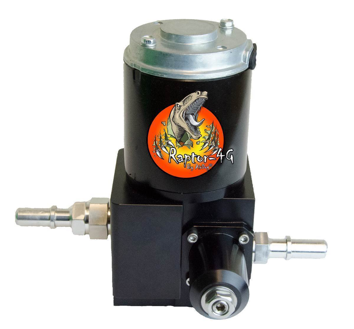 R4SBC137 - Airdog - Raptor RP-4G Lift Pump - 150GPH - GM 2011-2014