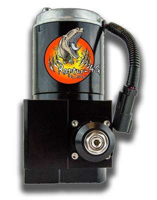 R4SBD356 - Airdog Raptor RP-4G Lift Pump - 100GPH - 2003-2004 Dodge Cummins 24V diesels w/ In Tank Fuel Pump