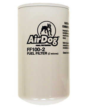 Picture of Airdog Replacement Fuel Filter Element - 2 Micron