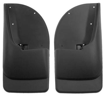 Image de Husky Mud Guards - Rear - Ford 1999-2010 SRW